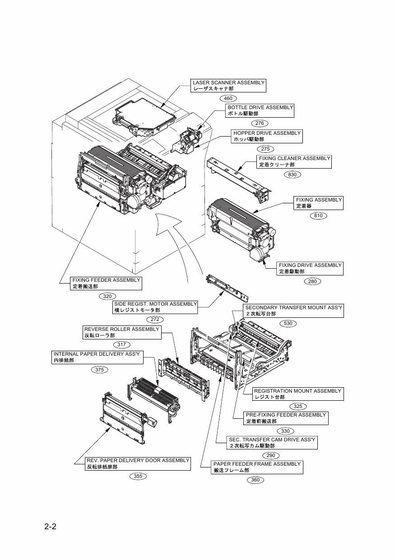 canon np6016 service manual